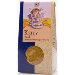 Sonnentor Curry Mild Ekologisk - 35 G