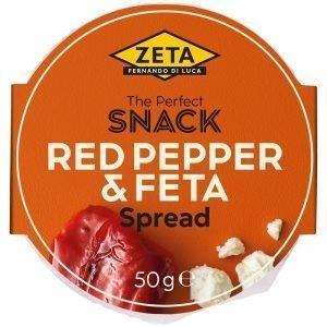 Spread Red Pepper & Feta - 33% rabatt