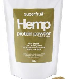 Superfruit Hampa Proteinpulver - 500 Gram