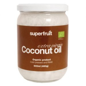 Superfruit Kokosolja Extra Virgin - 500 ml