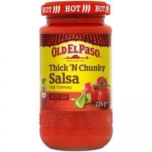 Taco Salsa Hot - 25% rabatt