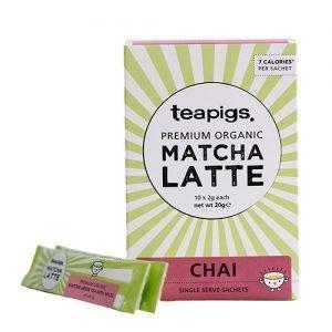 Teapigs Te Matcha Latte Chai - - 20 G