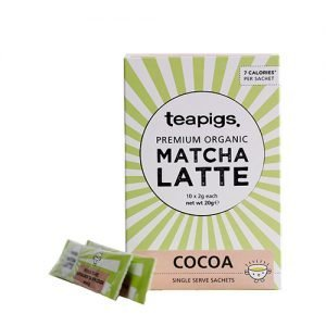 Teapigs Te Matcha Latte Kakao - - 20 G