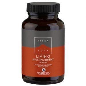Terranova Living multinutrient - 50 Kaps