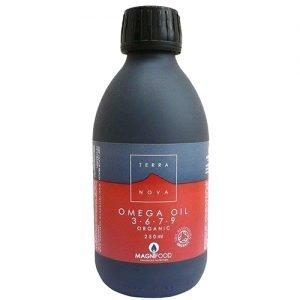 Terranova Omega 3-6-7-9 Blanding - 250 ml