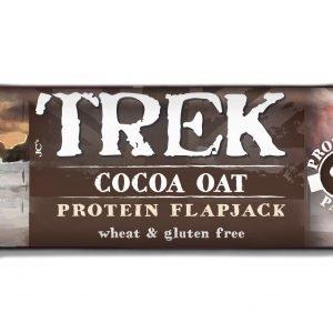 Trek Cocoa & Oat Flapjack - 50 Gram - 1 Bar