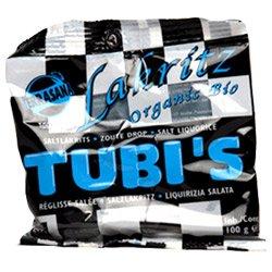 Tubis Lakrits Skuren Salt Eko - 100 G