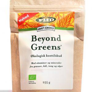Udo s Choice Beyond Greens EKO - 255 Gram