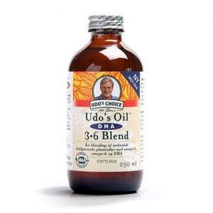 Udos DHA Oil Blend - 250 ml
