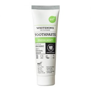 Urtekram Bio9 tandpasta fresh mint - 75 ml