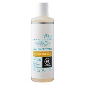 Urtekram - Body Care Baby All Over Wash No Perfume - 250 ml