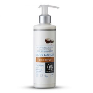 Urtekram Coconut Body Lotion - 245 ml