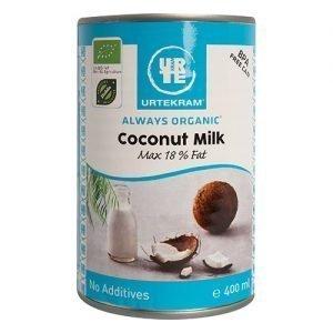 Urtekram Coconut milk Ã? - 400 ml