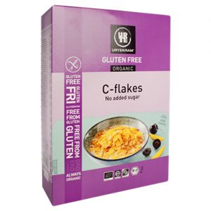 Urtekram Cornflakes Eko - 375 G