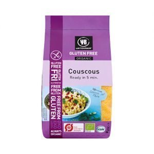 Urtekram Couscous Glutenfri Eko - 350 G