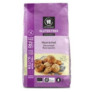 Urtekram Havremjöl Glutenfri Ekologisk - 500 G