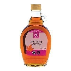 Urtekram Lönnsirap Eko - 250 ml