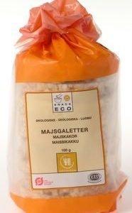 Urtekram Majsgaletter Eco - 100 G