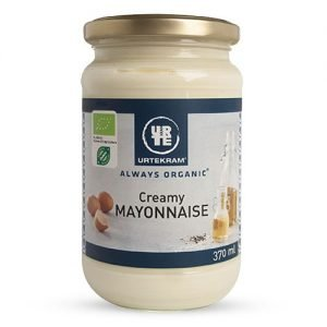 Urtekram Mayonnaise creamy - 370 ml