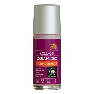 Urtekram Nordic Berries Cream Deo Roll-on - 50 ml