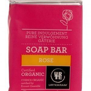 Urtekram Rose Soap bar 100g - 100 Gram