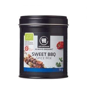 Urtekram Sweet BBQ spice mix Ã? 70g - 70 G
