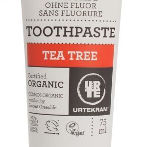 Urtekram Tea Tree Toothpaste 75ml - 75 ml