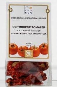Urtekram Tomater Soltorkade 50g EKO - 50 G