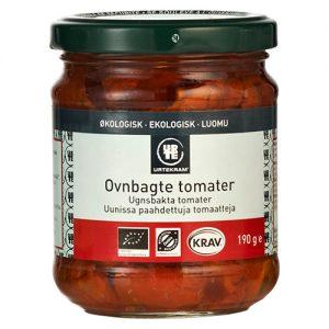 Urtekram Tomater ovnbagte i olie Ã? - 190 G