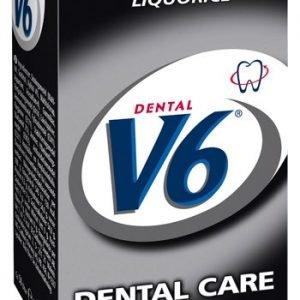 V6 Dental Care Liquorice - 50 Stk.