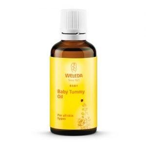Weleda Baby Tummy Oil - 50 ml