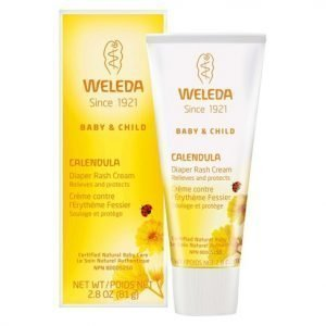 Weleda Calendula Nappy Change Cream - 75 ml