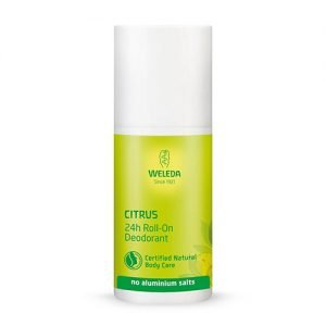 Weleda Deodorant Roll-on 24h Citrus - 50 ml