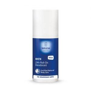 Weleda Deodorant Roll-on 24h Men - 50 ml