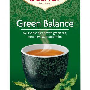 Yogi Tea Green Balance Te 17p KRAV EKO - 17 Påse