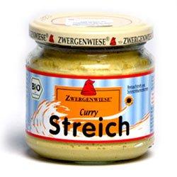 Zwergenwiese Streich Curry Pålägg Eko - 180 G