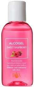 freebie-DAX Alcogel Sweet Raspberry 50 ml