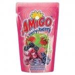 Amigo Fruktdryck Very Berry Skogsbär 200 ml