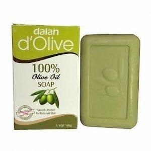 Dalan D'olive 100% olive oil pure soap 150 g - HandTvål