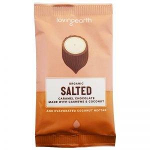 Eko Choklad Salted Caramel - 32% rabatt
