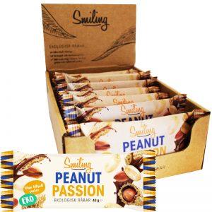 Eko Råbar Peanut Passion 12-pack - 30% rabatt