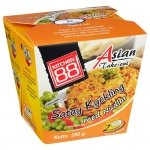 Kitchen 88 Satay Kyckling med Nudlar