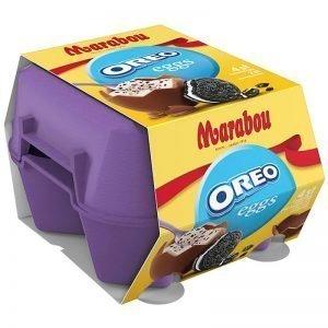 Marabou Oreo Ägg 4-pack - 57% rabatt