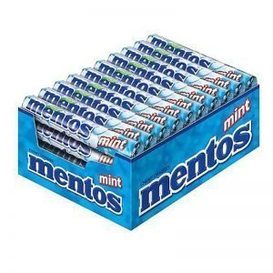Mentos Mint 24-pack - 23% rabatt