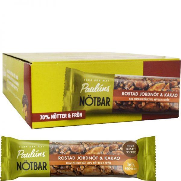 Nötbar Rostad Jordnöt/Kakao - 55% rabatt