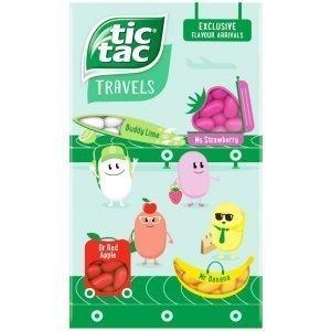 TicTac Mix - 25% rabatt