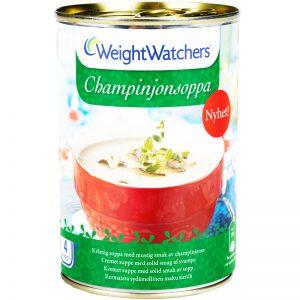 Champinjonsoppa - 21% rabatt