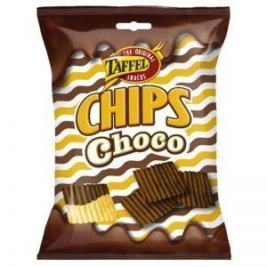 Chips med chokladöverdrag - 60% rabatt