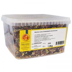 Chokladboll Strössel - 46% rabatt