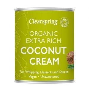 Clearspring Kokoscreme Ã? - 200 ml